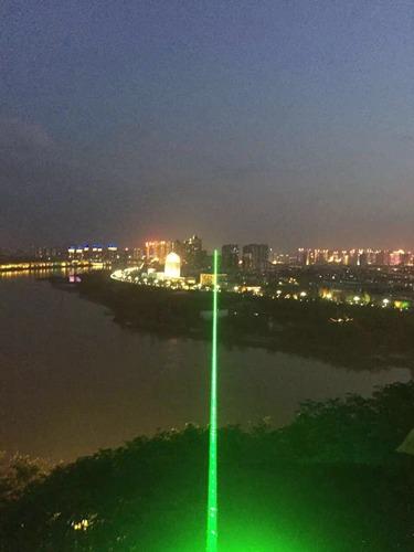 吉林市乌喇公园单绿激光