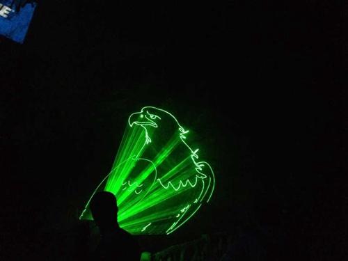 江西宜昌溶洞单绿激光
