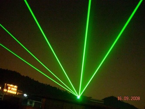 山东泰安单绿景观激光